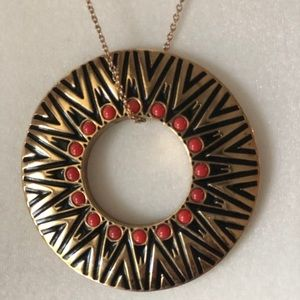 House of Harlow 1950 necklace
